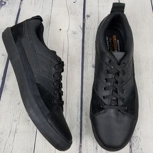 SKECHERS | classic fit lace-up sneakers